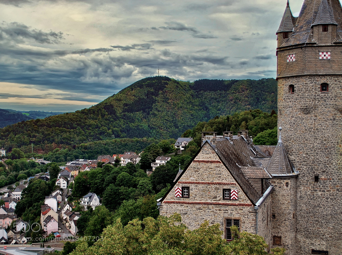 Photograph Standing on a Castle Wall by Ignats Knuslis on 500px
