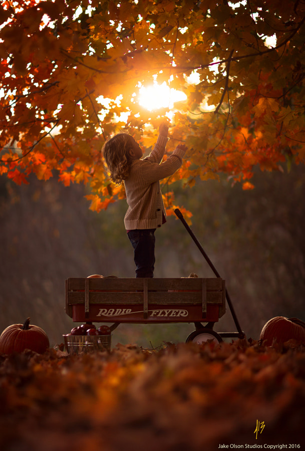 Radio Flyer by Jake Olson Studios on 500px.com