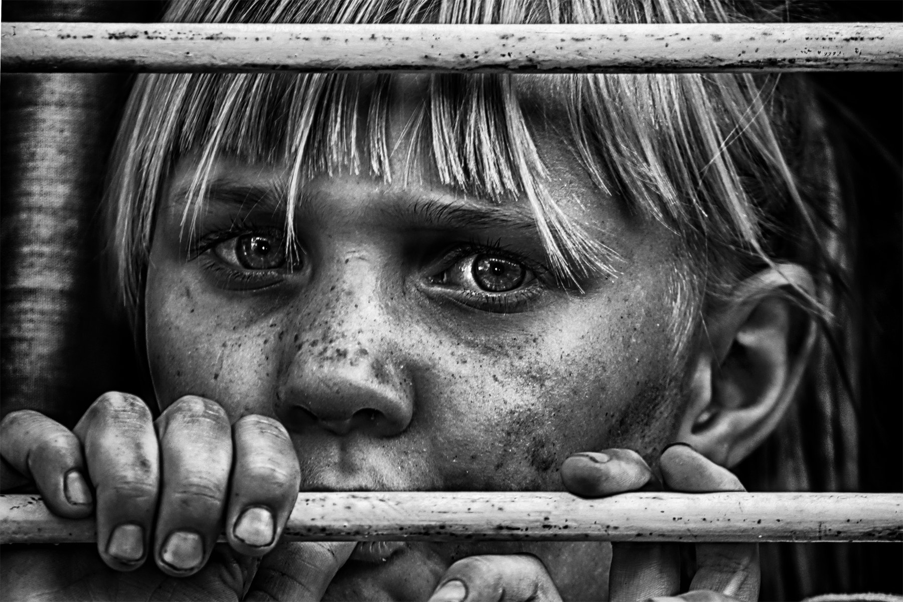 Photograph The Orphan by Pieter Oosthuysen on 500px