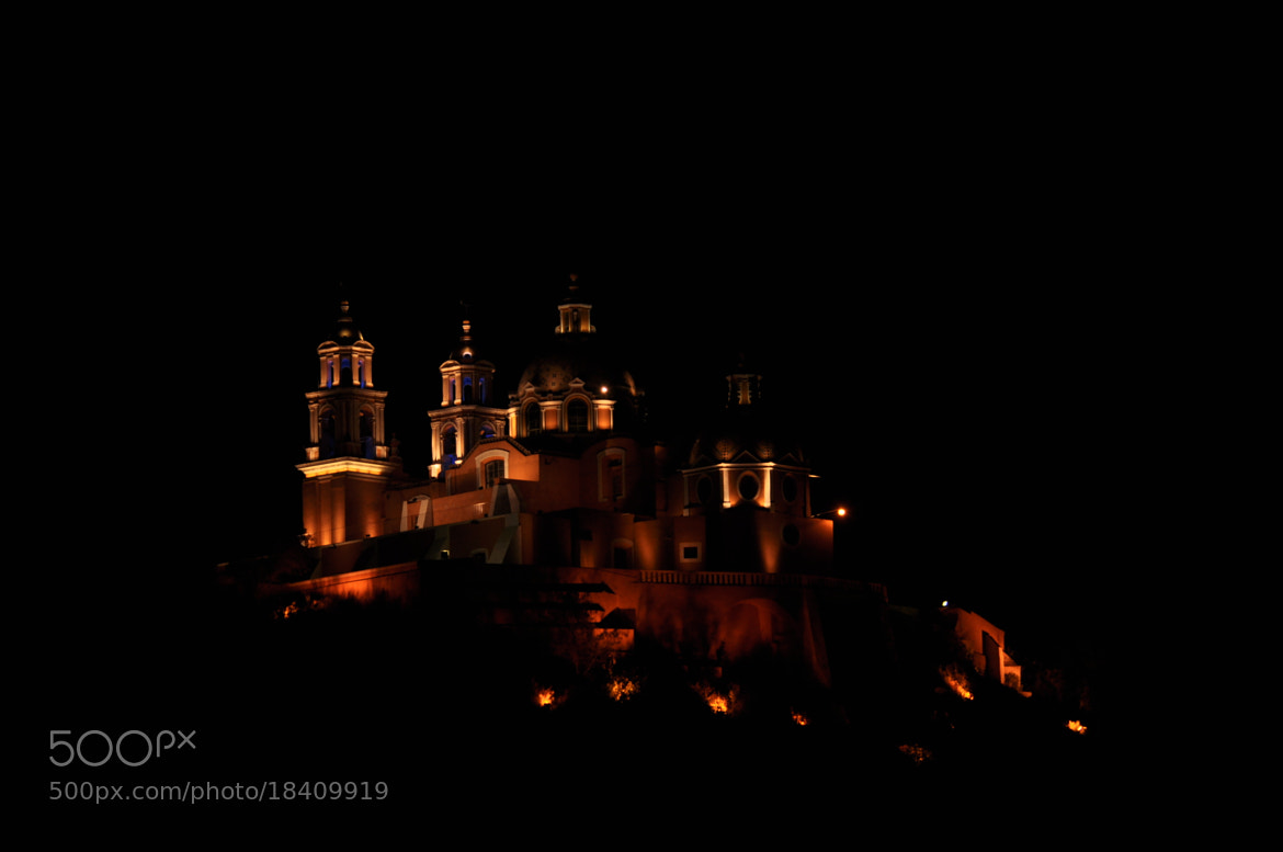 Photograph Virgen de los Remedios Church by Guillermo J. Romero on 500px