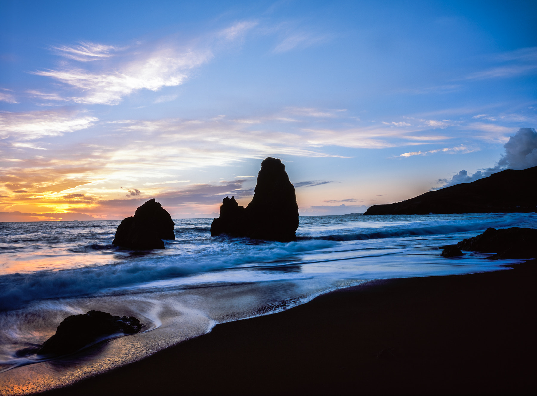 Photograph Rodeo beach by jeanbaptiste chaput on 500px