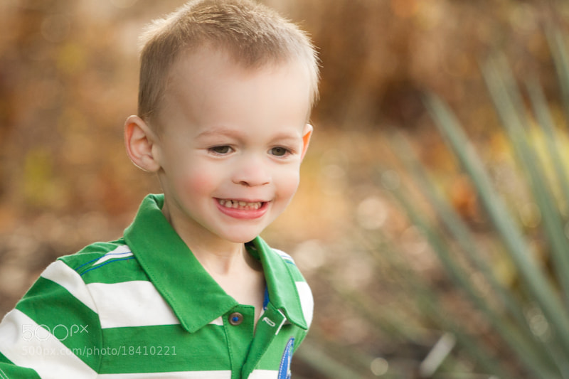 Photograph Aidan at the park by Jeremy Hearne on 500px