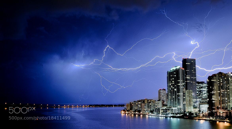 Photograph Thunderstorm by Arturo Oliva on 500px