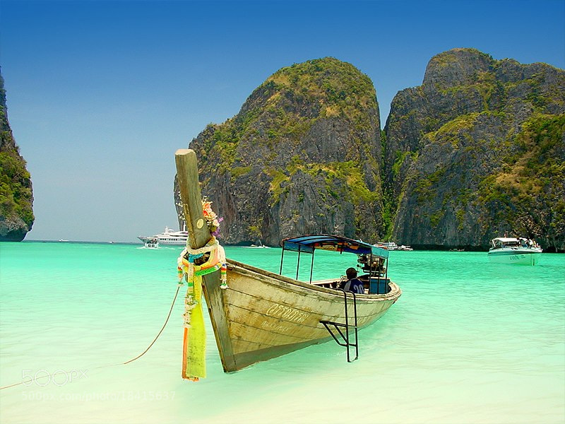Photograph Thailand by Saeed Hassan on 500px