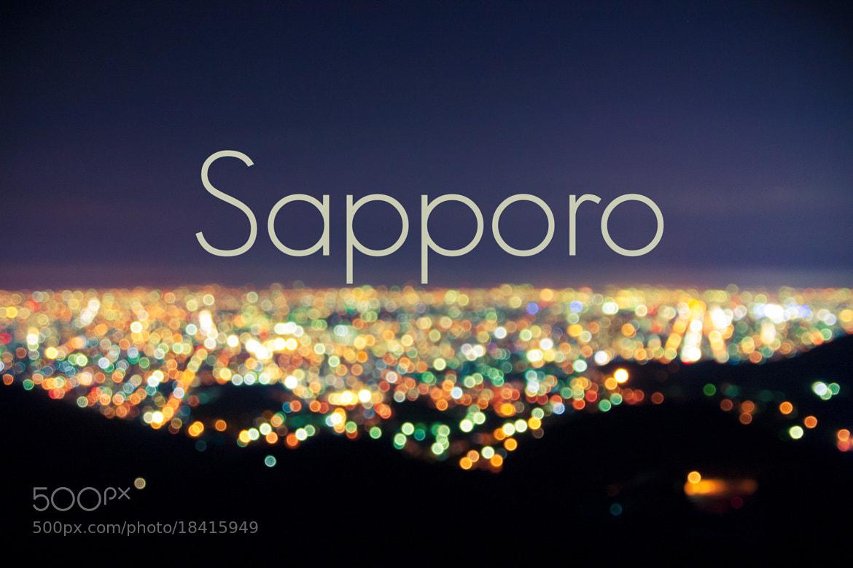 Photograph Sapporo bokeh by Karen Tao on 500px