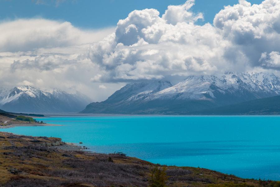 The Turquoise Lake de Andres Guerrero en 500px.com