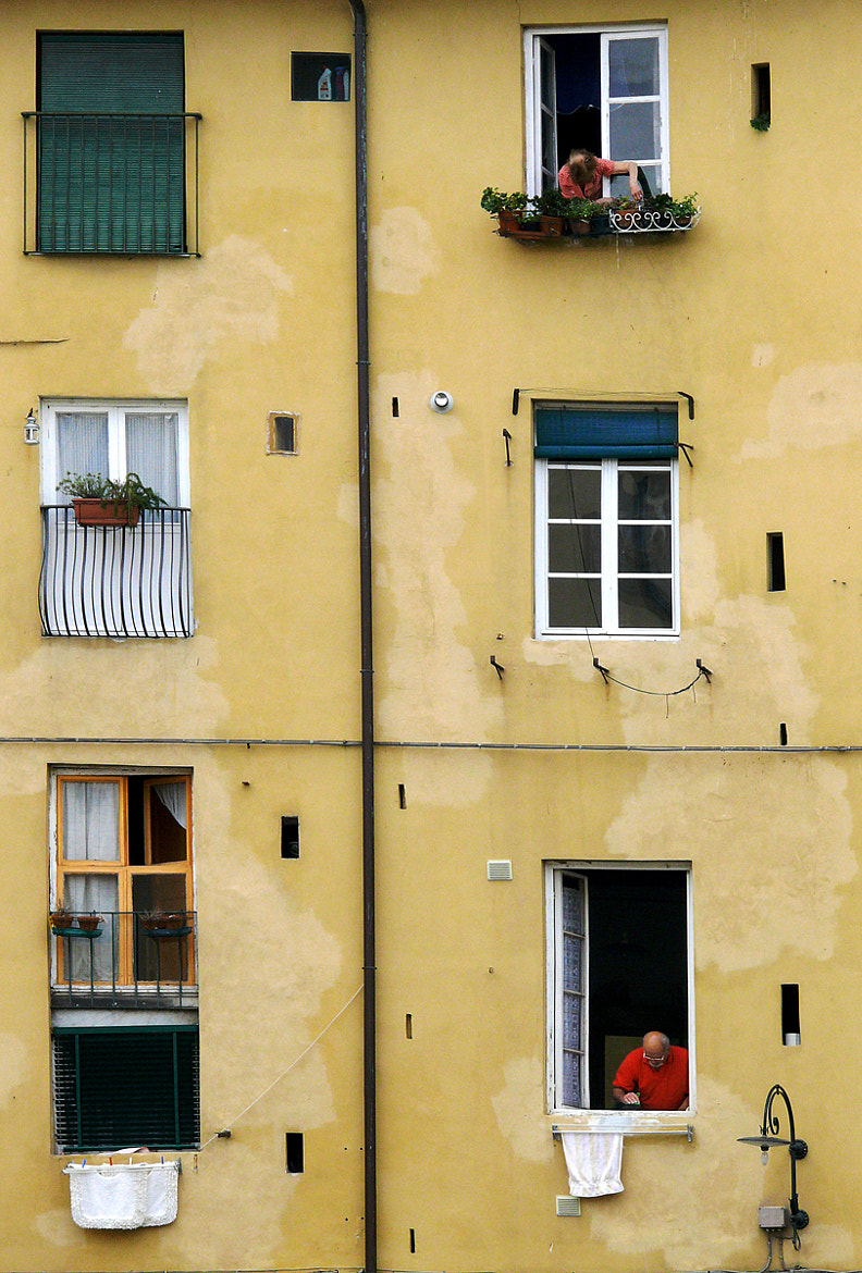 Photograph Works at the window by Massimo Genovesi on 500px