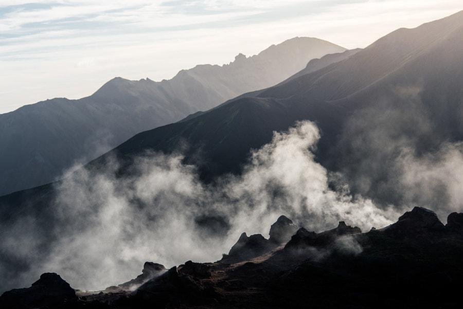 Mountain Steam