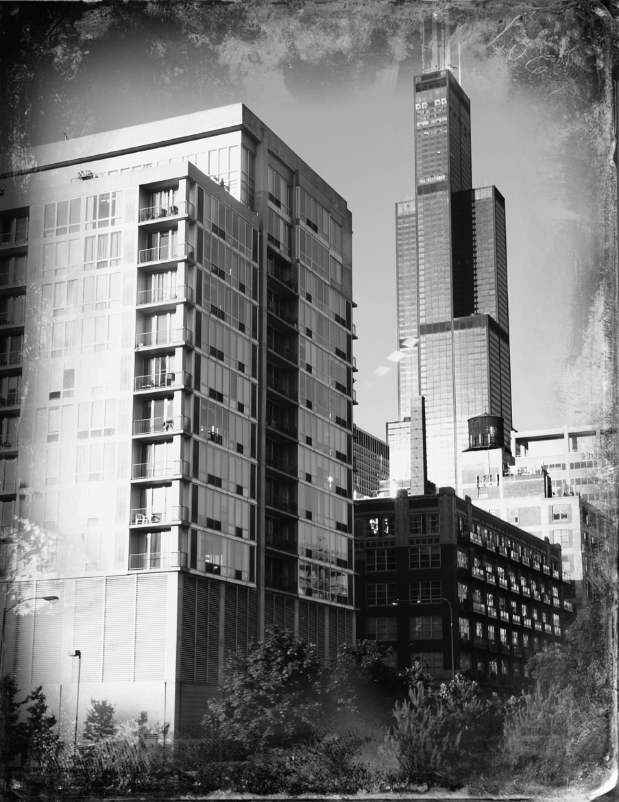 Photograph Willis Tower by Tiffany Wright on 500px