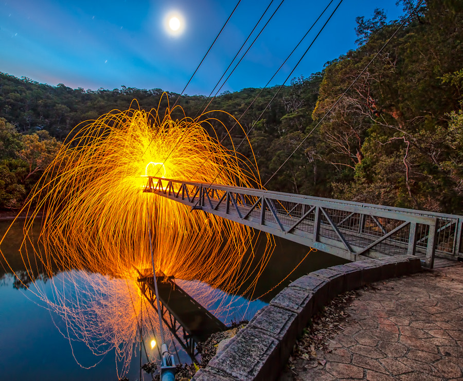 Photograph Playing with Fire..... by Jimmy - on 500px