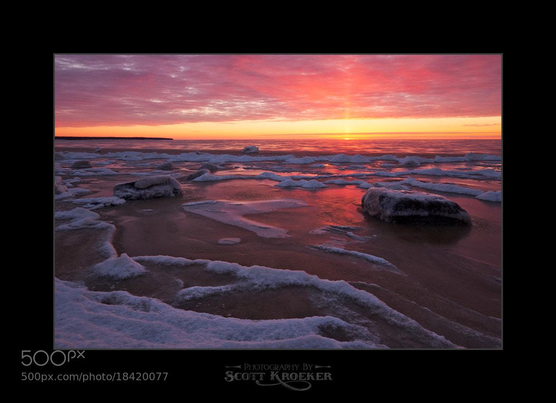 Photograph Fire & Ice III by Scott Kroeker on 500px