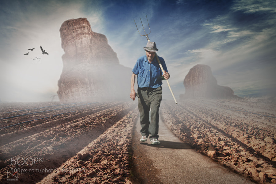 Photograph Western Journey by Noam Mymon on 500px