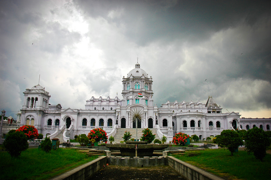 Ujjayanta Palace - Agartala by Arindam Ghosh on 500px.com