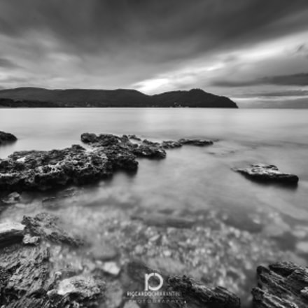 Black and White Sunset, Canon EOS 6D, Canon EF 17-35mm f/2.8L