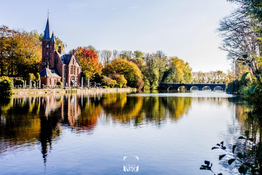 Bruges © Olivier Vax