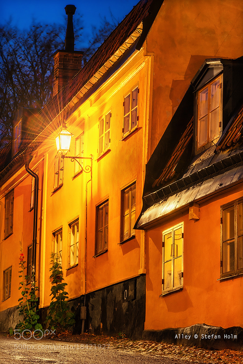 Photograph Dark Alley by Stefan Holm on 500px