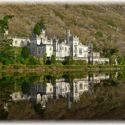 Kylemore Abbey, Panasonic DMC-FX50