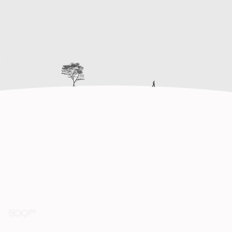 Photograph Alone Passenger by Hossein Zare on 500px