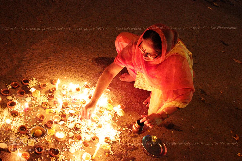 Photograph Diwali by Poulami  Das on 500px