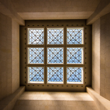 Ceiling, Window, Freedom., Canon EOS KISS X6I, Tokina AT-X 11-20 F2.8 PRO DX Aspherical 11-20mm f/2.8