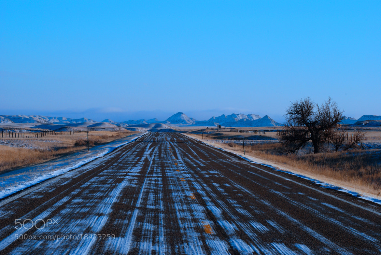 Photograph A Montana Highway Scene by Mark Jones on 500px