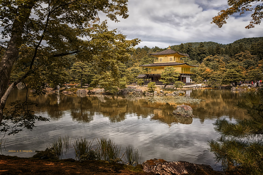 The Golden Pavilion. by Jimbos Padrós on 500px.com