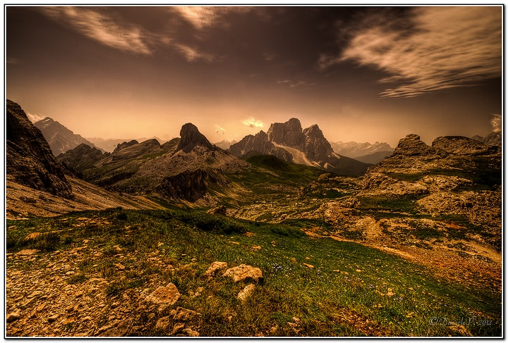 Photograph Monte Pelmo by Daniele Pagotto on 500px