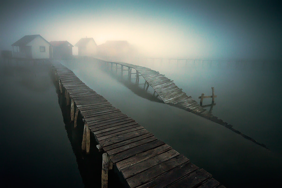 Photograph darkness within by Adam Dobrovits on 500px