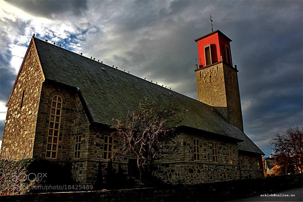 Photograph Stone church by arvid klokk on 500px