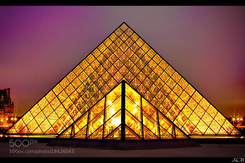 Photograph Louvre Museum - Paris by Habib Messaoudi on 500px