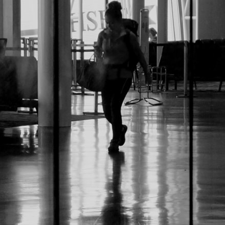 At the airport, Sony NEX-F3, Sony E 18-55mm F3.5-5.6 OSS
