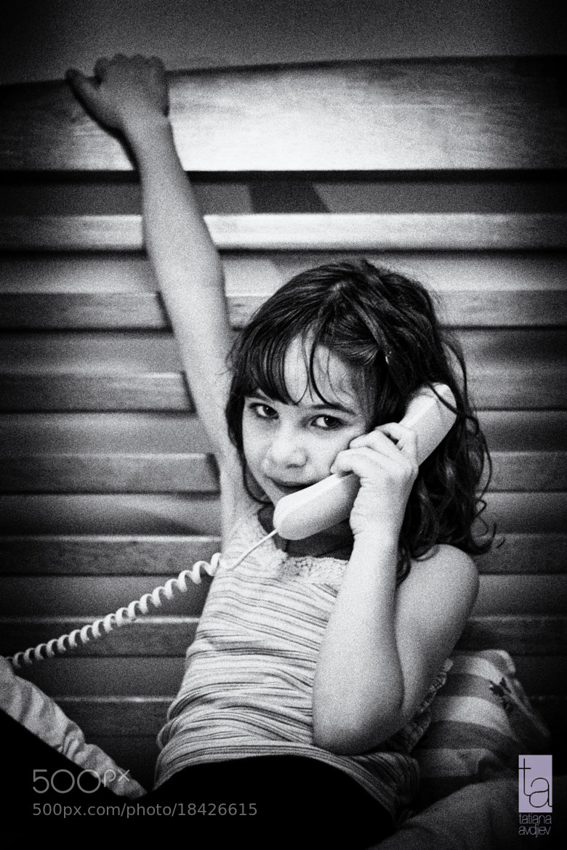 Photograph Hello by Tatiana Avdjiev on 500px