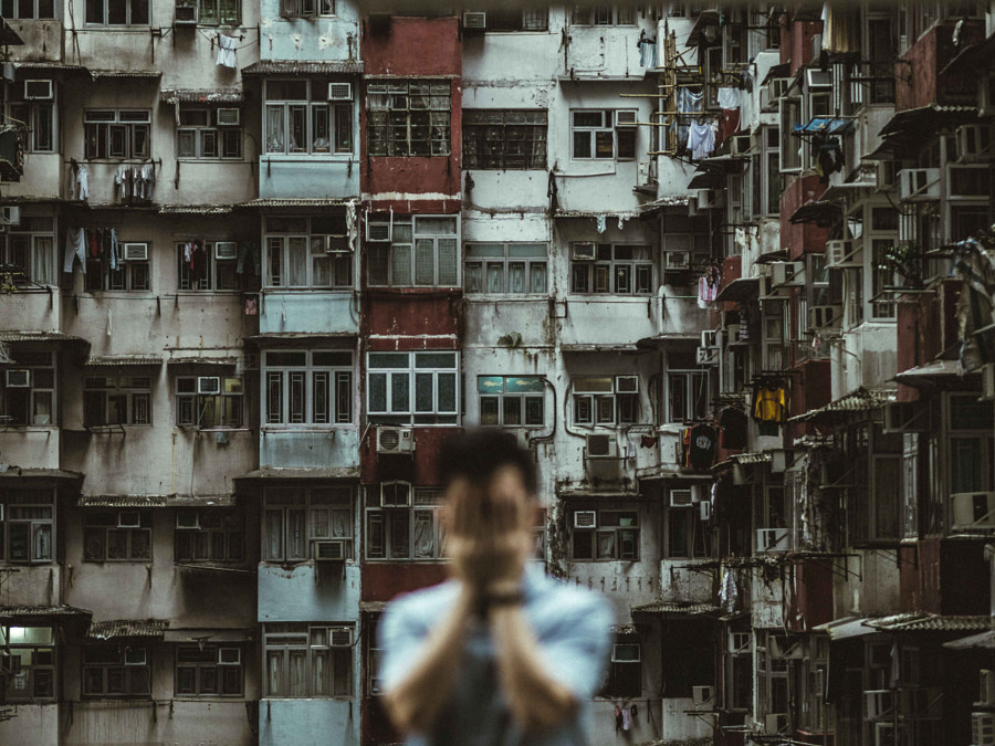 Hide and seek by Denise Kwong on 500px.com