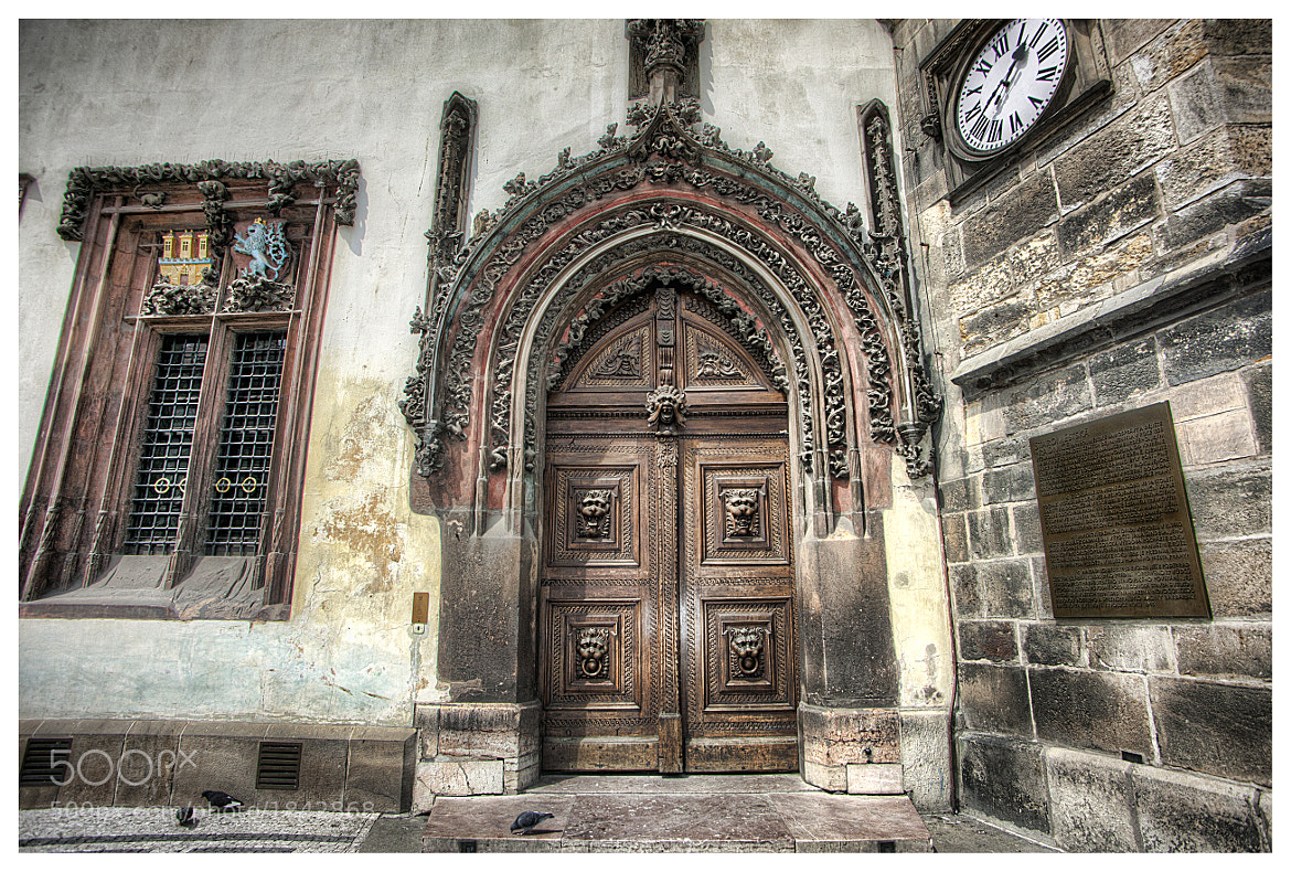 Photograph The Door by Todd Leckie on 500px