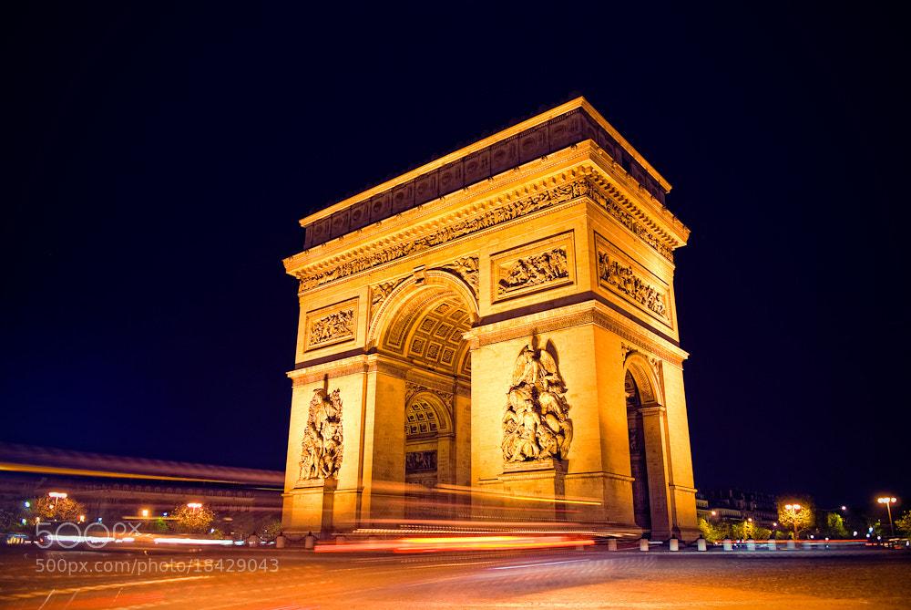 Photograph Golden Arches by Allard Schager on 500px