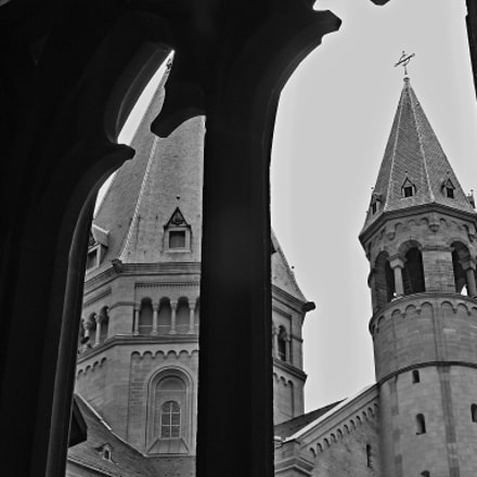 Mainz cathedral, Sony DSC-P100