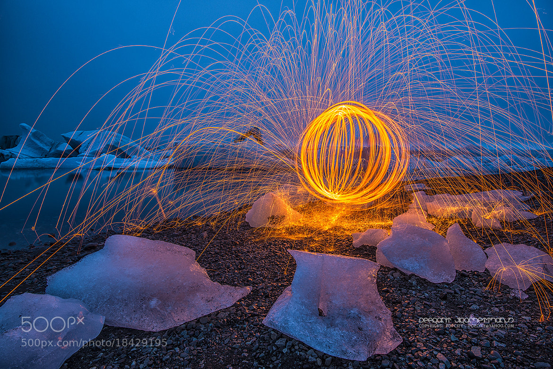 Photograph Fire and Ice by Peerakit Jirachetthakun 5392 on 500px