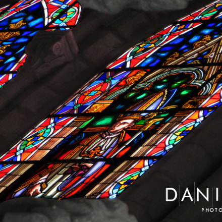 stained glass, Canon POWERSHOT SX280 HS