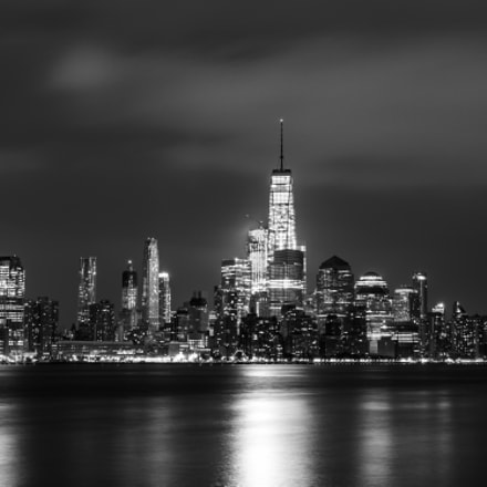 Downtown NYC at 3 AM, Canon EOS REBEL T3I, Sigma 18-35mm f/1.8 DC HSM
