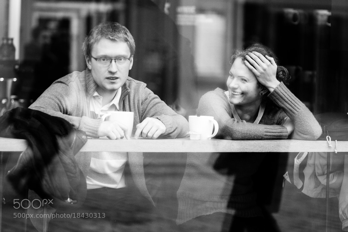 Photograph behind the glass by Jakub Ostrowski on 500px