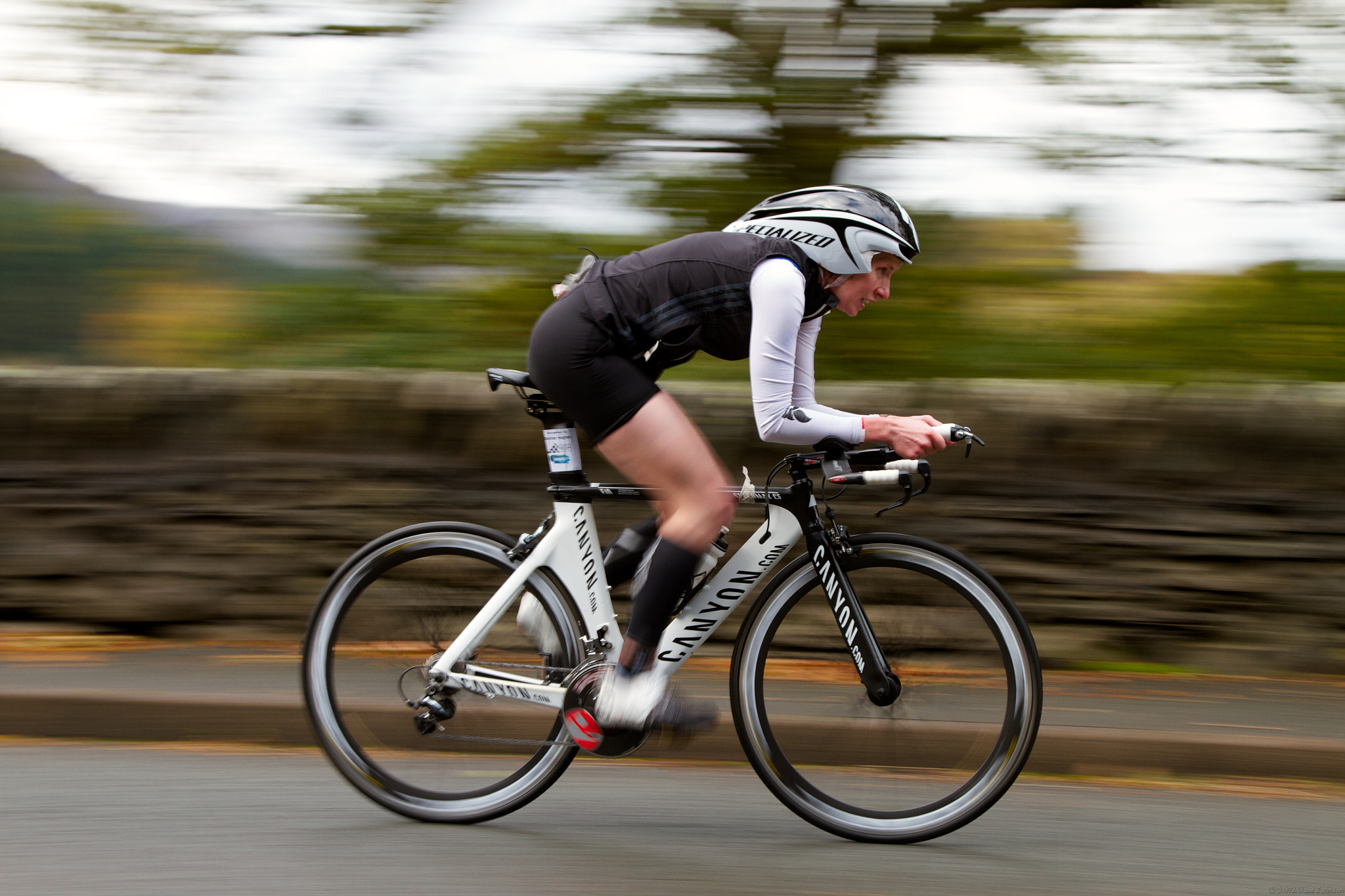 Photograph Tri-athlete by Dave Johnson on 500px