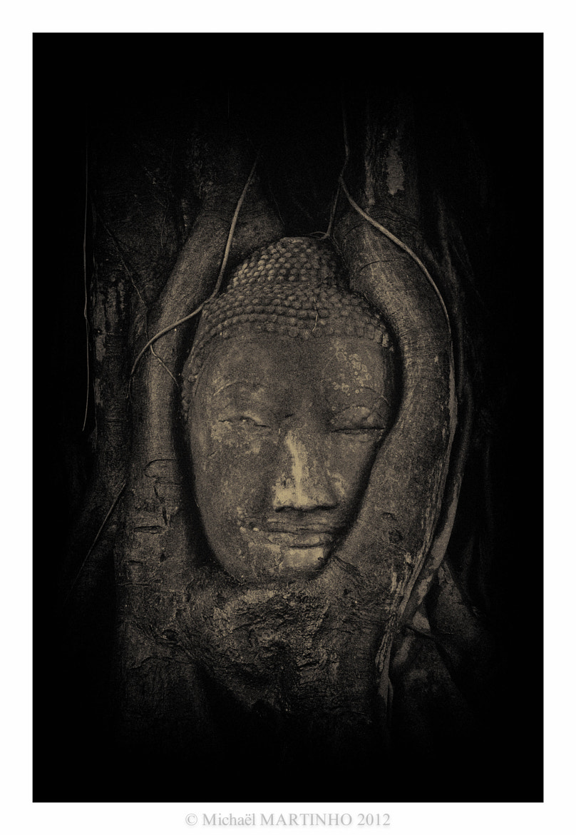 Photograph The Buddha Face by Michaël Martinho on 500px