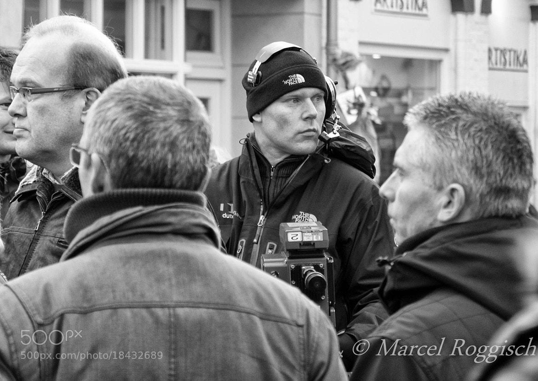 Photograph The Cameramen by Marcel  Roggisch on 500px