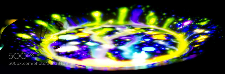 Photograph Galaxy on a plate by Nick Odobescu on 500px