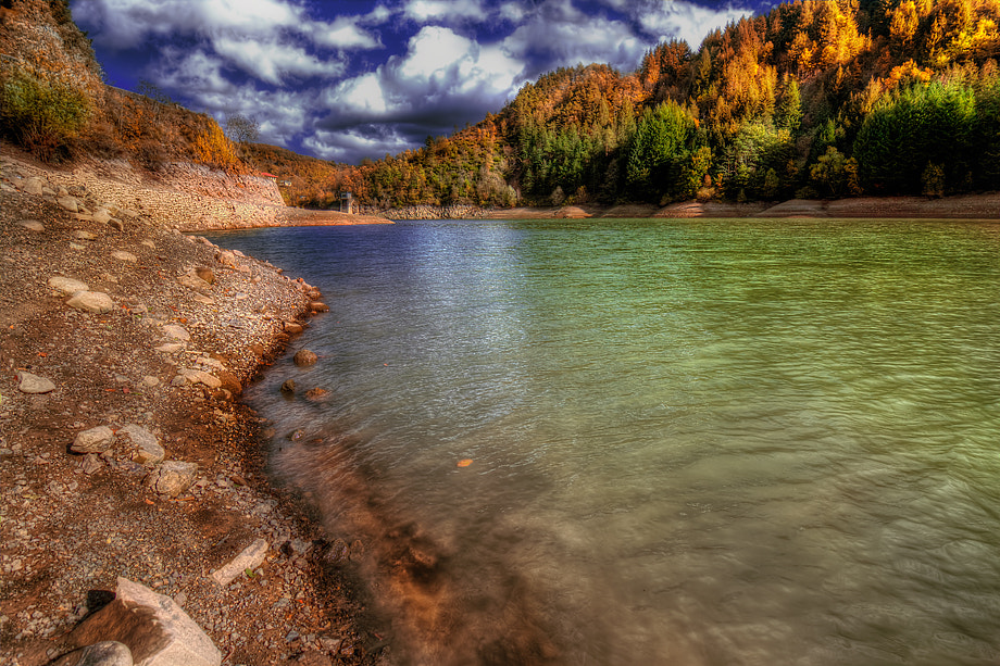 Photograph Autumn Lake by Roberto Becucci on 500px