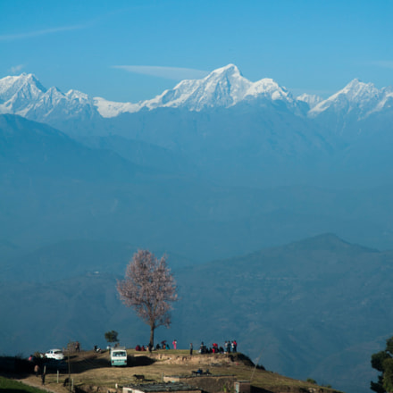 Nepal,the different Himalaya mountains, Nikon D90, AF-S Zoom-Nikkor 24-85mm f/3.5-4.5G IF-ED
