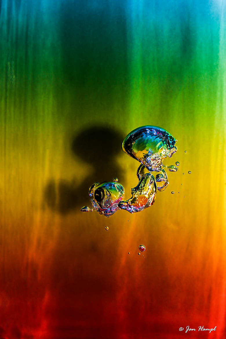 Photograph Bubbles by Jan Hampl on 500px