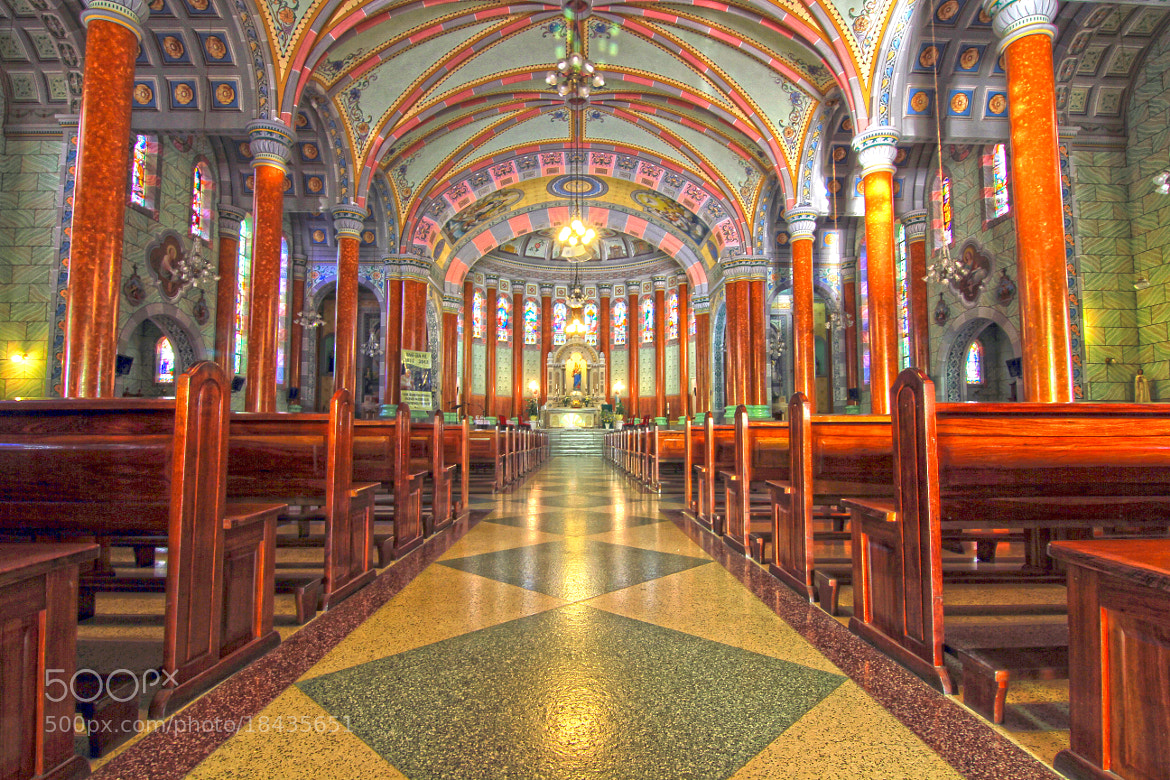 Photograph St. John the Baptist Cathedral by Itamar Campos on 500px