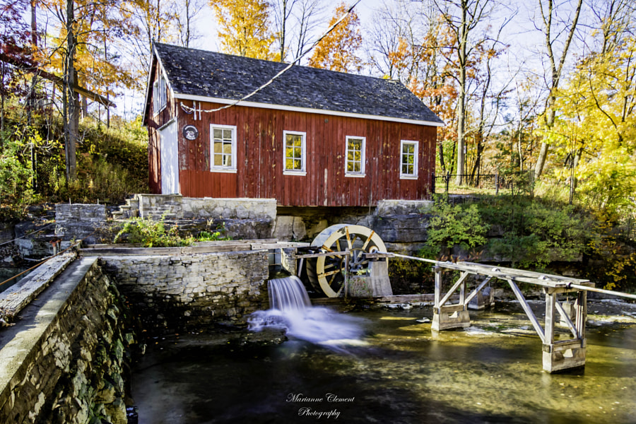 Morningstar Saw Mill at Decew Falls by Marianne Clement on 500px.com