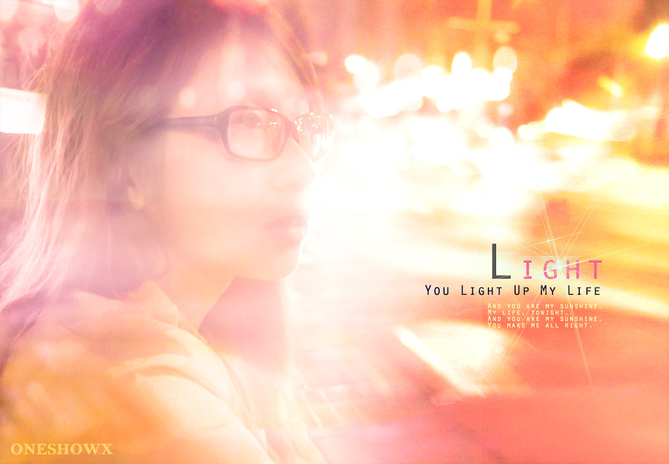Photograph Title: Light - You Light Up My Life by Erix Wang on 500px